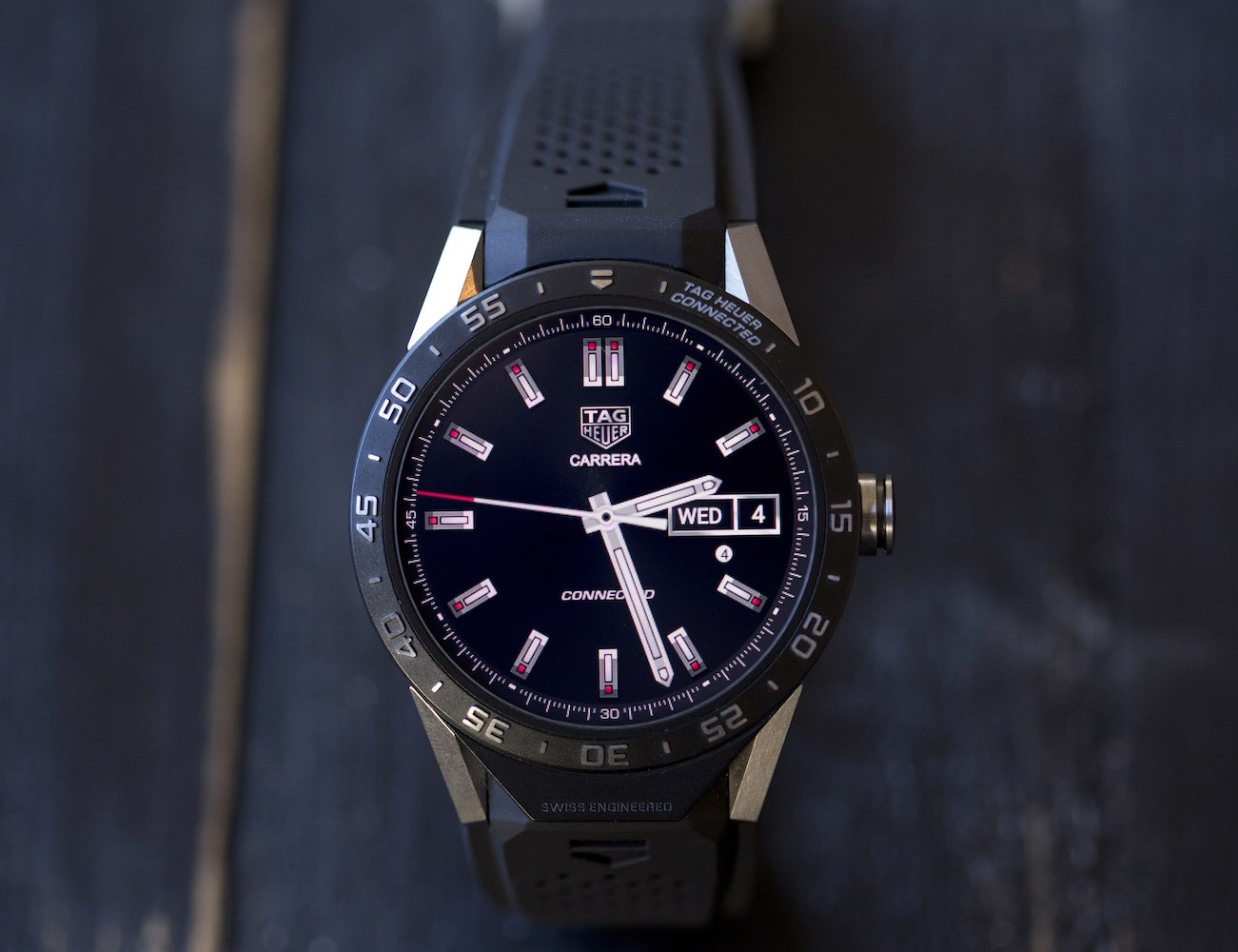 Tag Heuer Connected Watch » Review