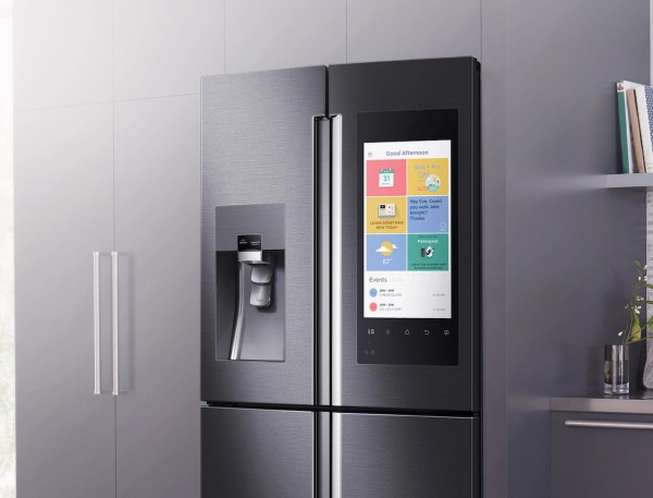Samsung Family Hub Smart Fridge » Review