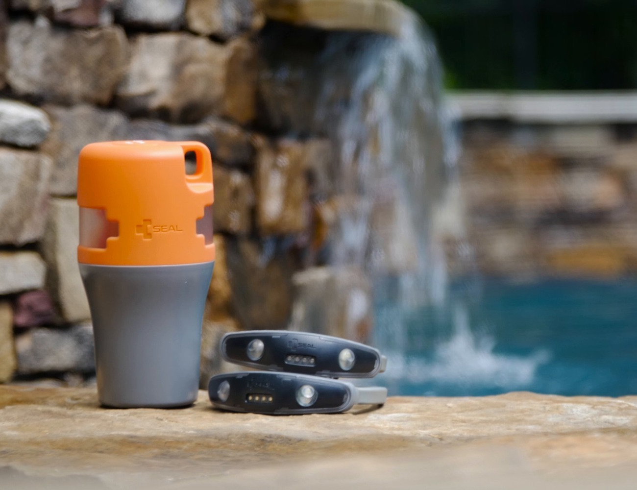 Swimsafe Swim Monitor System By Seal Gadget Flow