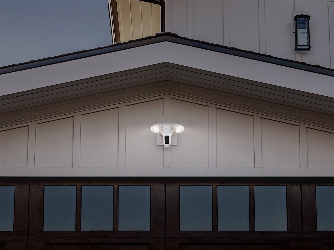 Ring Security Floodlight Camera » Gadget Flow