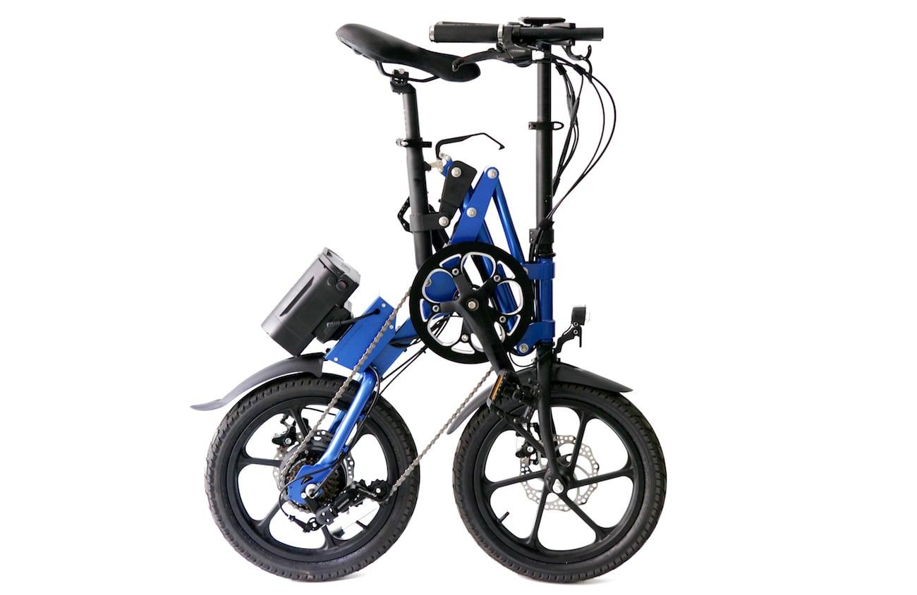 Kwikfold Ultra Quick Folding Bikes Gadget Flow