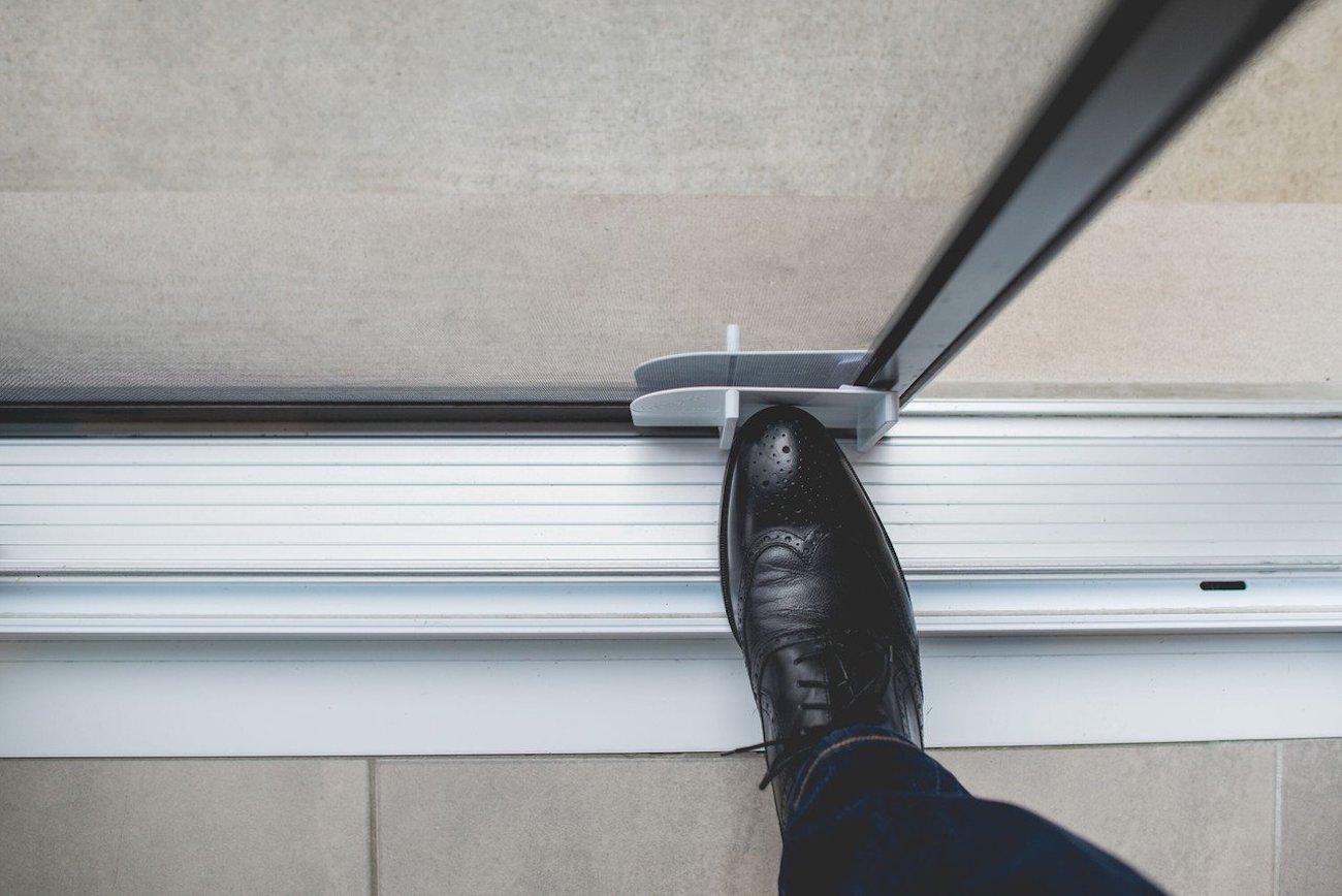 smart slider hands free patio door opener