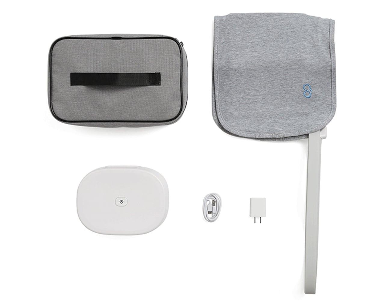 tuwan smart anti snore pillow pad