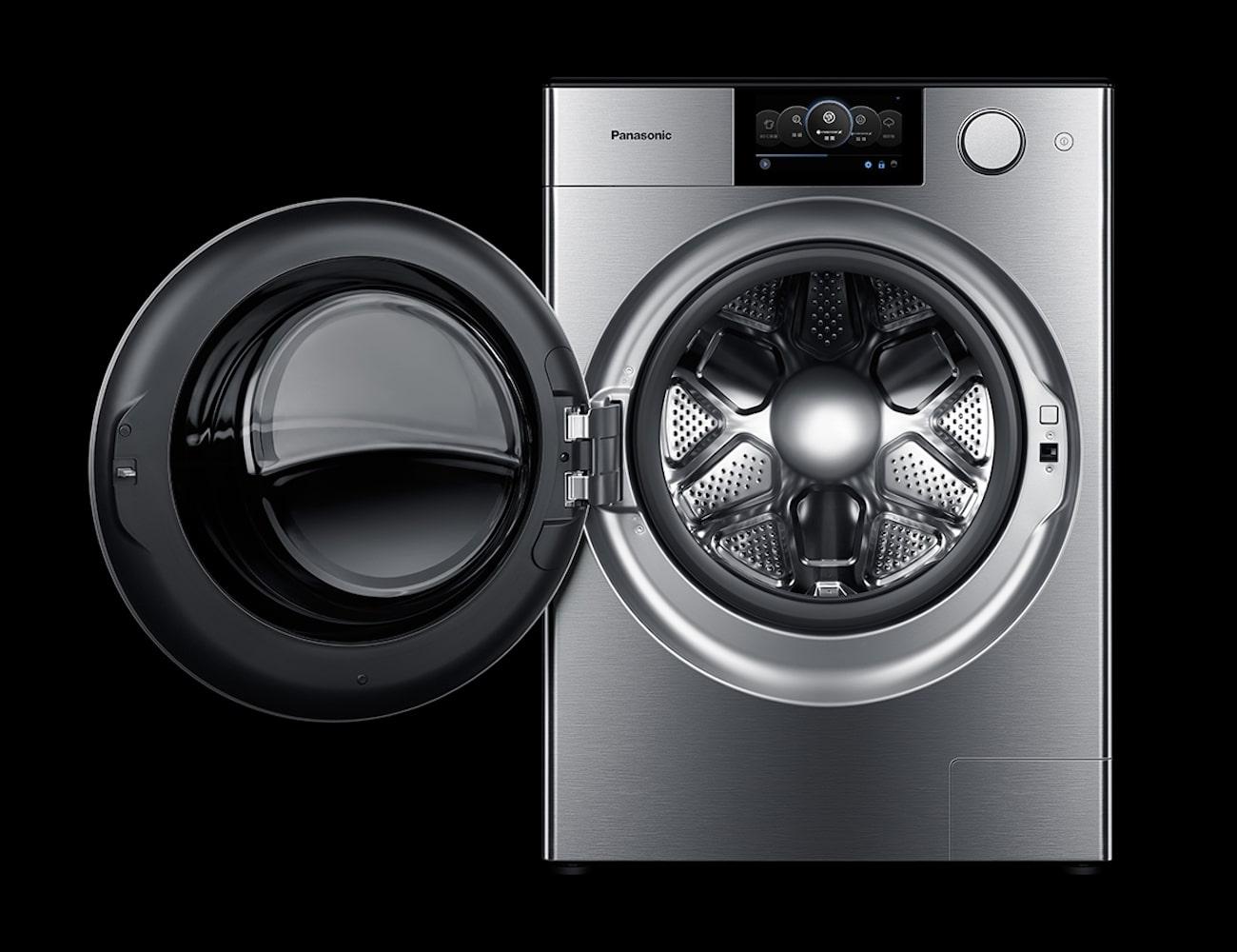 Panasonic Alpha Luxury Washing Machine » Gadget Flow on Washing Machine  id=77154