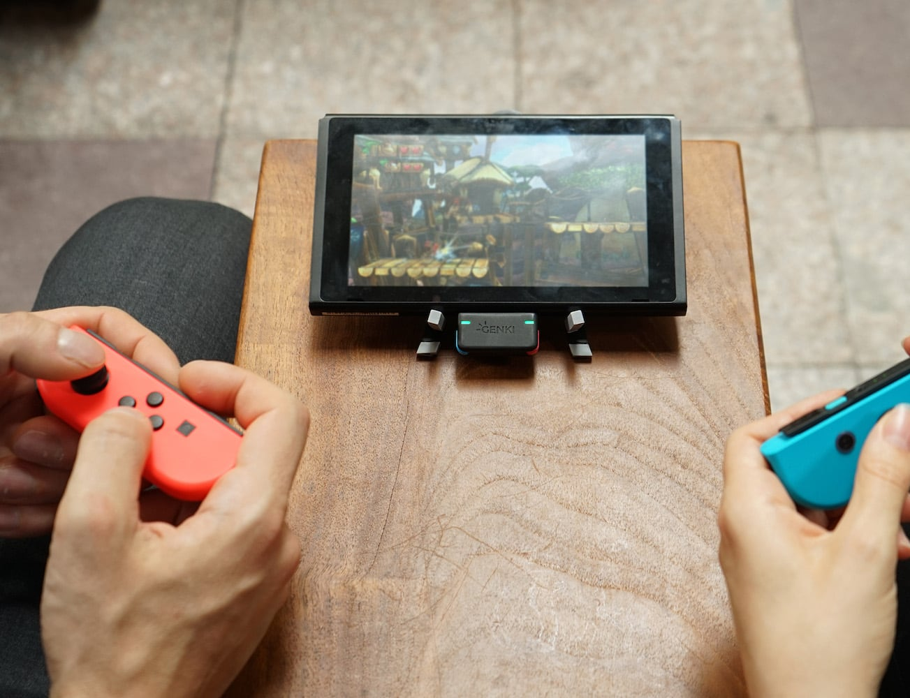 Switch Bluetooth Adapter Nintendo