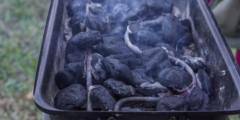 How Light Charcoal Without Lighter Fluid