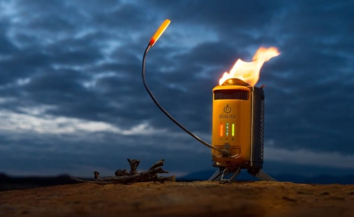 CampStove 2 from BioLight has four functions in one