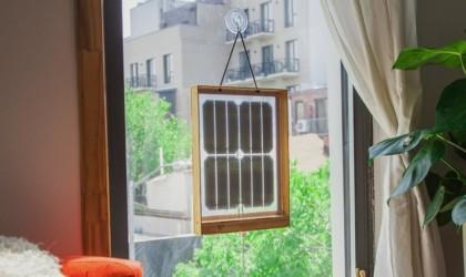 Grouphug Designer Window Solar Charger