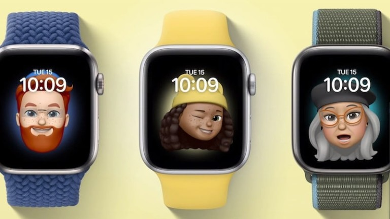 Apple Watch Series 6 Faces