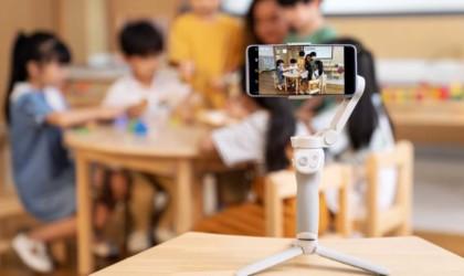 DJI Osmo Mobile 4 Foldable Phone Gimbal