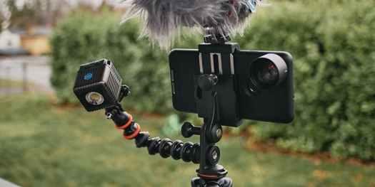 JOBY GorillaPod Mobile Rig Smartphone Tripod