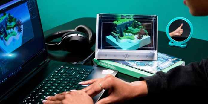 Looking Glass Pro Desktop Holographic Display
