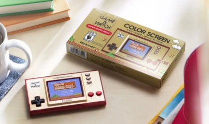Nintendo Game & Watch Classic Console