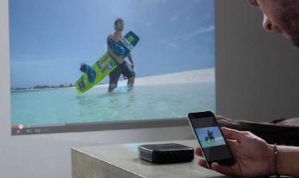 Philips PicoPix Smart Pocket Projector