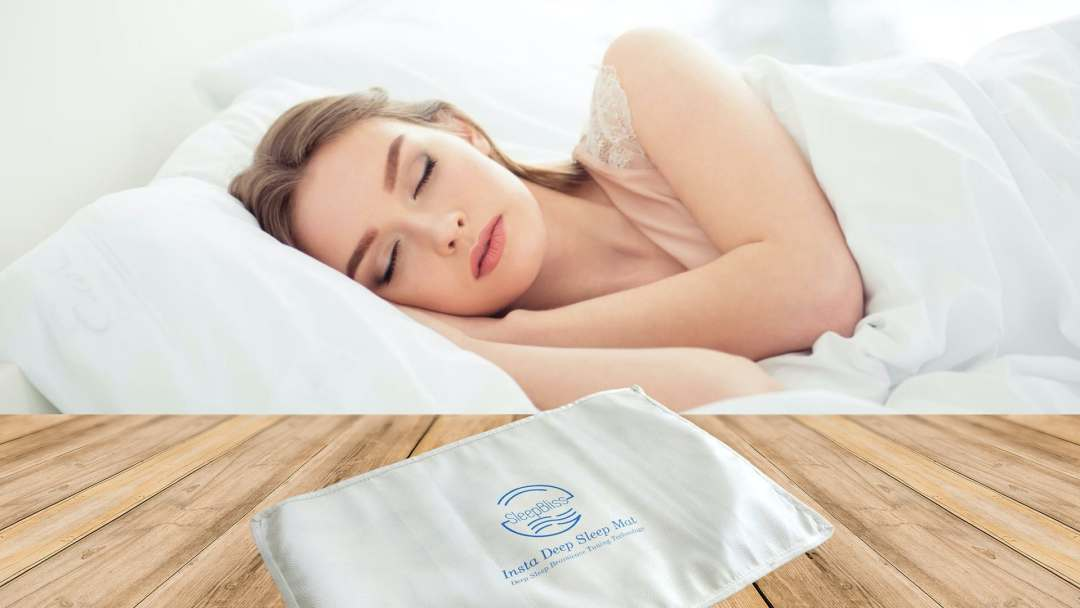 SleepBliss Natural Deep Sleep Technology