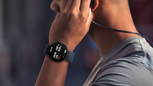 Weekend-Works Circle Watch Aesthetic Smartwatch