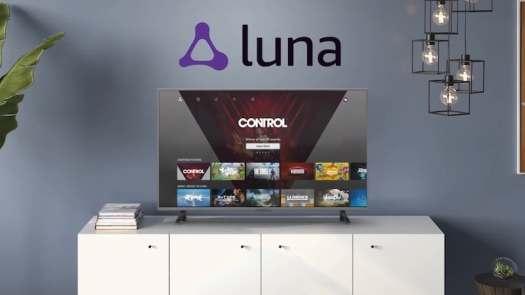 Luna Game Streaming Service