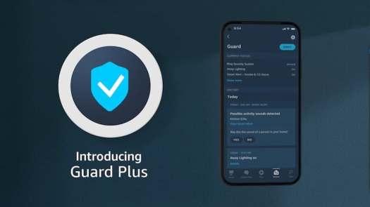 Alexa Guard Plus Feature