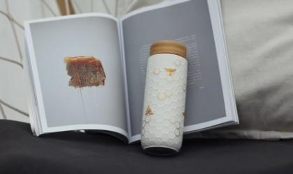 Acera Honey Bee Collection Travel Mugs