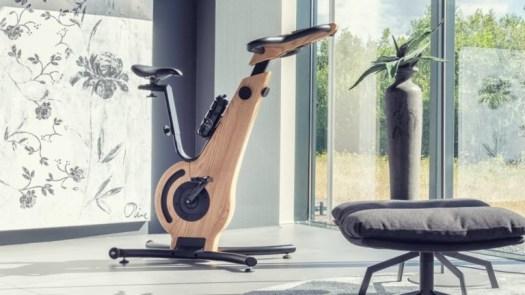 NOHrD Bike Wooden Indoor Bicycle