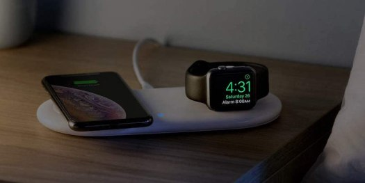 Anker 2-in-1 Wireless Charger with Apple Watch Holder