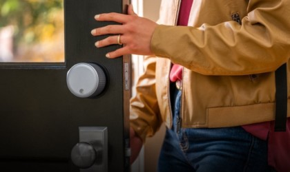 August Wi-Fi Smart Deadbolt Lock