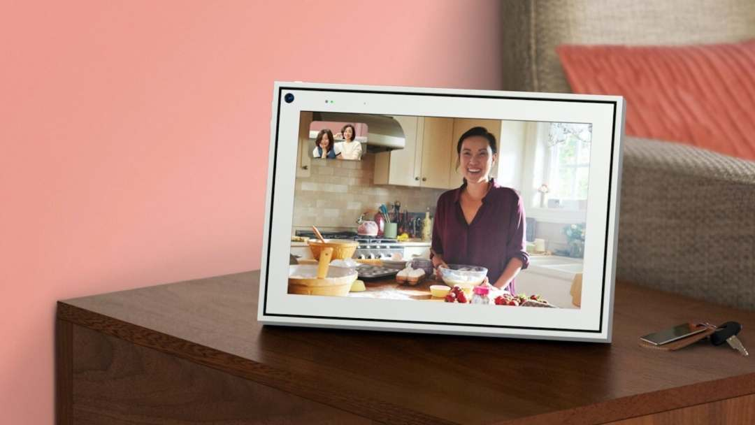 "Facebook Portal 10"" Video Calling Device"