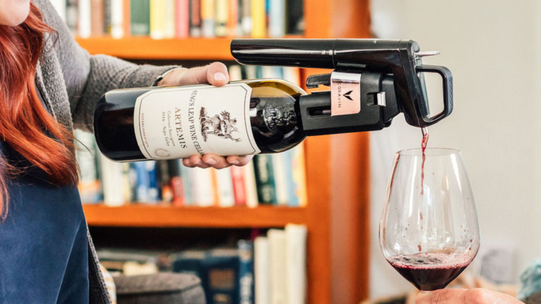 Coravin Model Six Wine Pourer