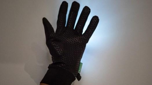Freehands Light-Up Running Gloves
