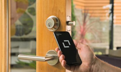 Level Touch Keyless Door Lock
