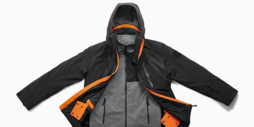 Multi Climate 3 in 1 Coffee Grind Jacket