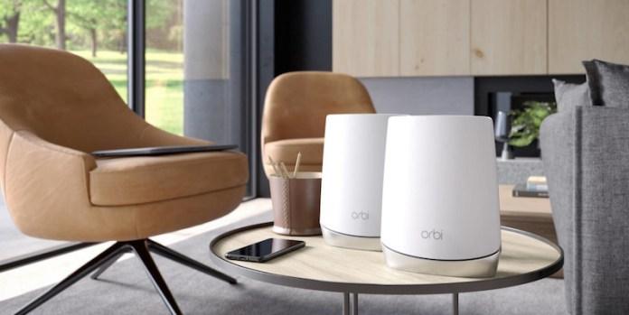 NETGEAR Orbi AX4200 Wi-Fi 6 System