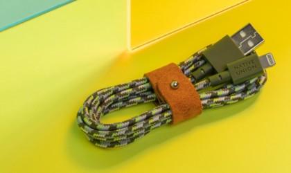 Native Union Maison Kitsuné Belt Cable
