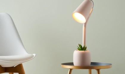Suyo Table Light Utilitarian Lamp