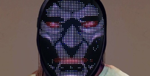 What's Your FACE LED mask