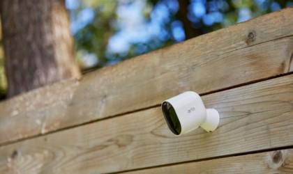 Arlo Pro 4 spotlight security camera