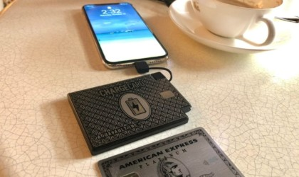 ChargeCard by AquaVault