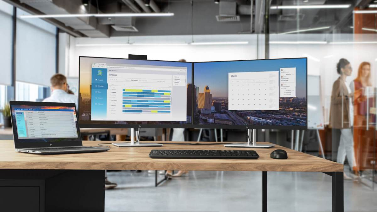 HP E-Series Monitors