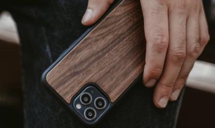 Oakywood Wooden iPhone 12 protective case