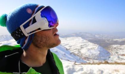 RideOn AR Snow Goggles