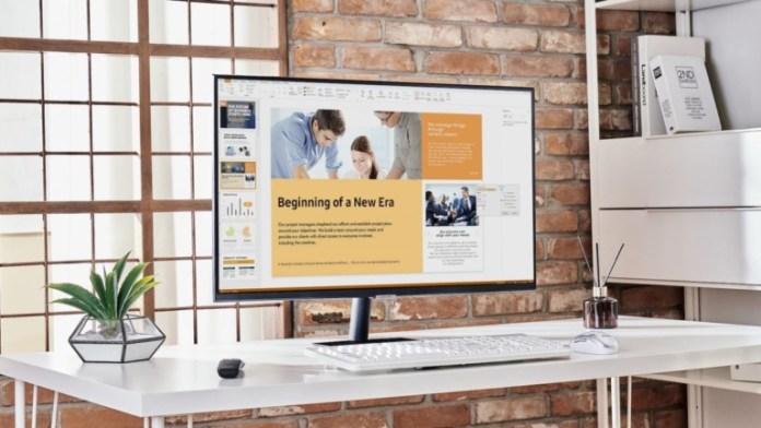 Samsung M7 smart monitor