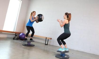 StrongBoard Balance Board Fitness Stability Tool