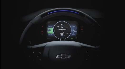 Chevrolet 2022 Bolt EUV Steering Wheel