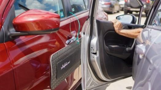 DentGoalie car door protector