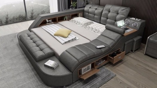 Hariana Tech Smart Ultimate Bed