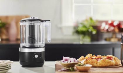 KitchenAid Cordless 5 Cup Food Chopper vegetable dicer