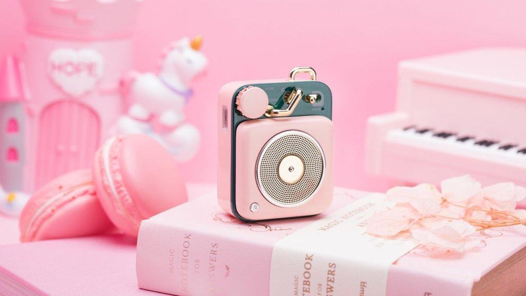 MUZEN Button tiny Bluetooth speaker