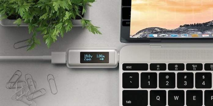 Satechi USB-C Power Meter Tester