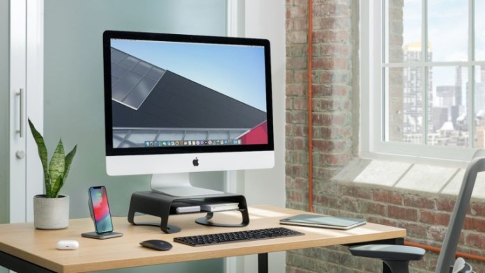 Twelve South Curve Riser iMac Stand