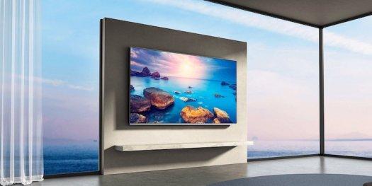 Xiaomi 75 inch 4K TV